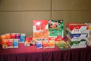 广东燕塘乳业股份有限公司产品展示