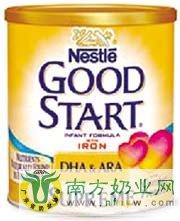 雀巢婴儿奶粉钙磷含量不实遭美食品药品管理局警告